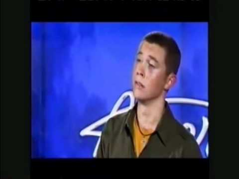 American Idol Audition Scotty McCreery