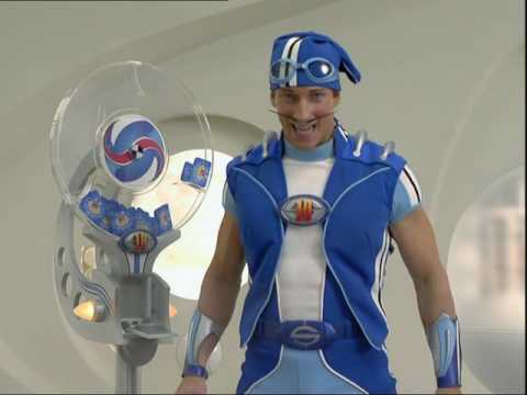 Sportacus Interactive Game (LazyTown DVD Exclusive)