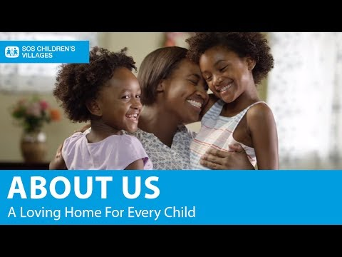 About Us: A Loving Home For Every Child | SOS Children's Villages