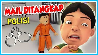 MAIL ARRESTED POLICE!! INCOMING MAIL-ROBLOX UPIN IPIN