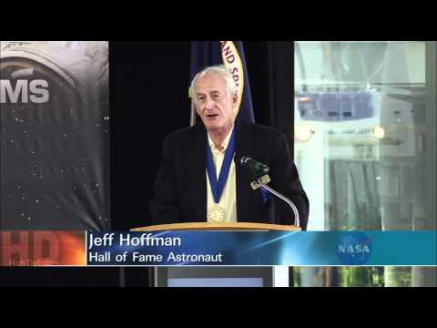Astronaut Hall of Fame Welcomes Two New Members