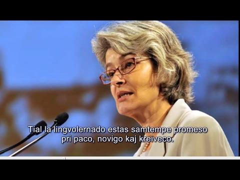 Internacia Tago de la Gepatra Lingvo 2017 - Mesaĝo de Irina Bokova, Ĝenerala Direktoro de Unesko