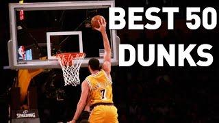 Best 50 Dunks October and November: 2016-2017 NBA Season