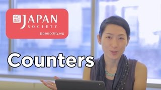 Uki Uki Japanese Lesson 41 - Counters