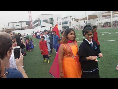 International Day at Gems Metropole Dubai