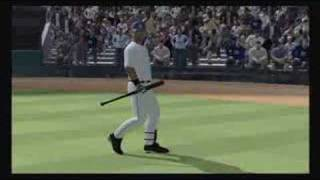 MLB 07:The show - Actual gameplay