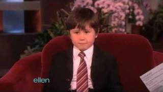 An Adorable 4-Year-Old Presidential Expert!