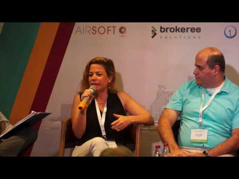 Fintech Panel at the Finance Magnates 2016 Tel Aviv Conference