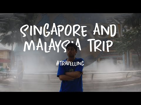 LOW BUDGET TRAVELING   SINGAPORE - MALAYSIA