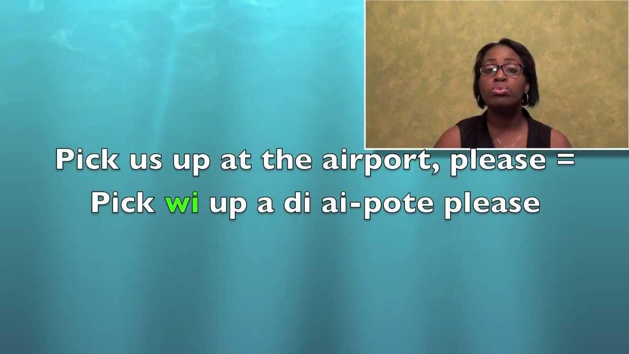 @JamaicanSinting-LESSON 2- Learn Basic Jamaican Patois- Object Pronouns