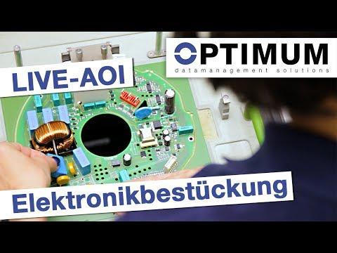 Der Schlaue Klaus Sorgt Für Null Fehler In Der Elektronikbestückung