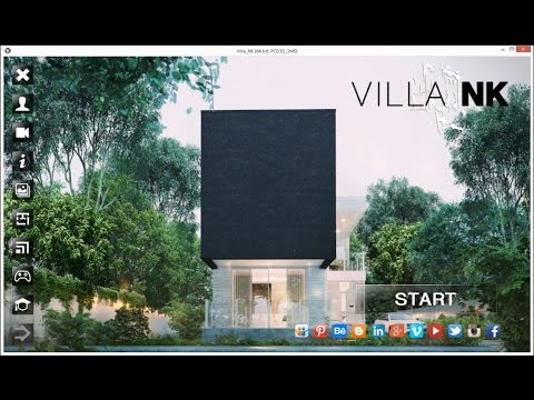 Villa NK ( Realtime Architectural Visualization )
