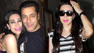 Karisma Kapoor WORKS With Salman