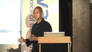 Tony Hsieh's standing-ovation speech