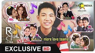 Reel x Real Exclusive: Darren Espanto's love team playlist   Star Cinema Exclusive
