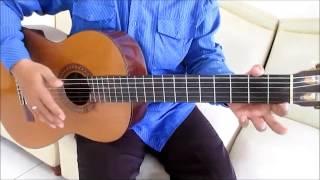 Belajar Kunci Gitar Papinka Masih Mencintainya Strumming Mudah