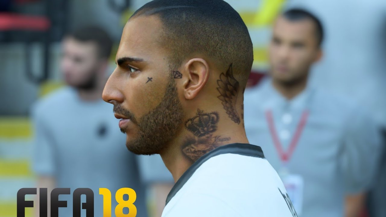 Ricardo Quaresma Tattoos