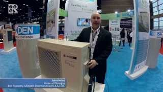 Interview with John Miles SANDEN International (USA) at the AHR Expo 2015