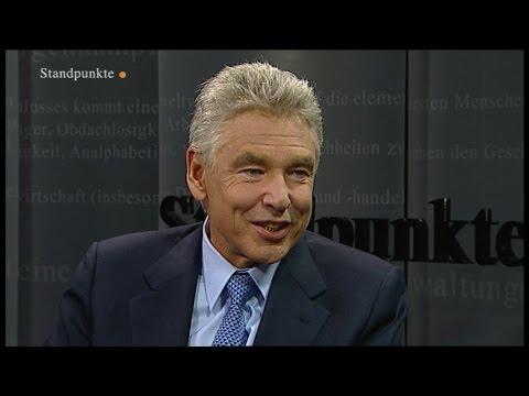 Peter Brabeck | Der Welt-Ernährer Nestlé (NZZ Standpunkte 2008)