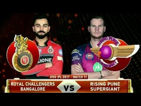 Dream11:pune vs bangalore match prediction:Ipl2017