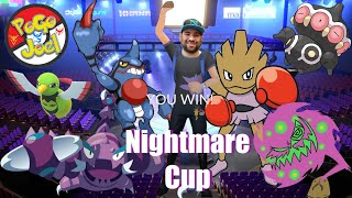 Hi Trainers, Here you have it my Nightmare Cup Tournament in Sparks...