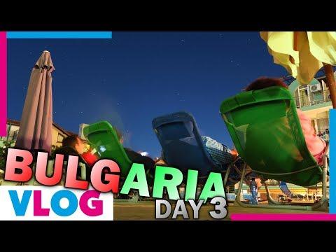 "Bulgaria Day 3 - ""MOONBATHING"" - QwertyVlogs"