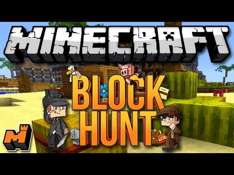 Minecraft: PIG GOES MEOW (Mineplex Block Hunt)