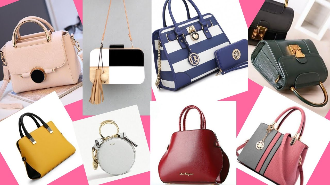 Wow...? Ladies Hand Bags And Purses Designs Collection 2019/Purses And Handbags|Fancy Bags Clutches
