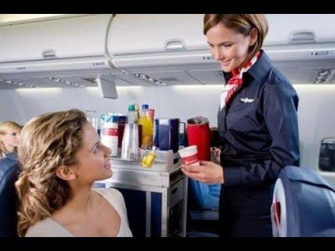 Почему никогда не надо пить кофе или чай в самолете? - признание стюардессы