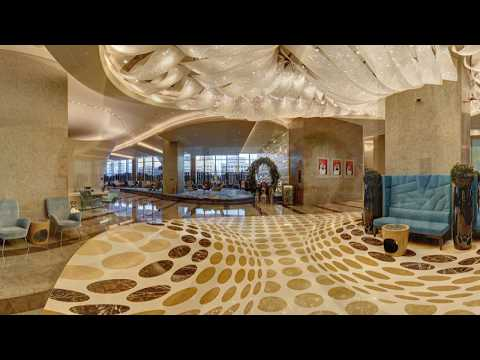 Inside Sofitel Dubai Downtown – 360 VIRTUAL TOUR