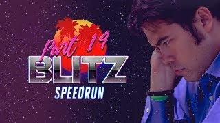 200 WINS! Hikaru Nakamura Blitz Speedrun Part 14 2648 to 2697