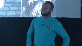 It's time for youth to take responsibility for change in Africa | Ozioma Ani | TEDxBissallaRd