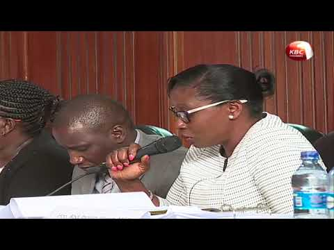 Nairobi County executive nominees vetted