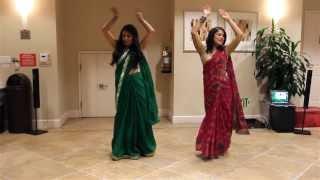 Radha on the Dance Floor