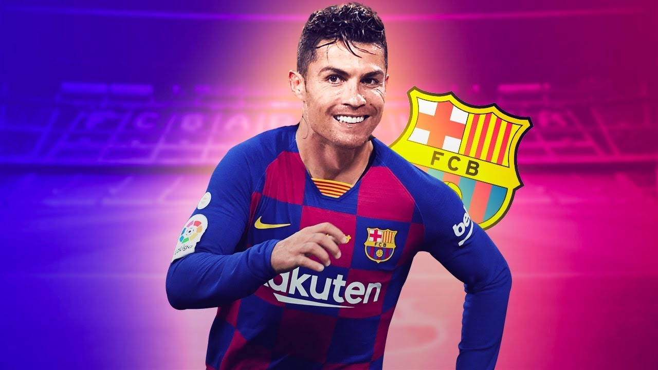 new styles 52edc 0abb4 The day Cristiano Ronaldo almost signed for FC Barcelona - Oh My Goal