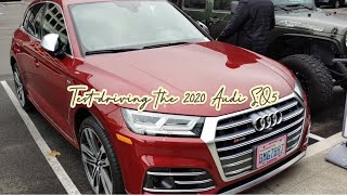 [Review] Test Driving the 2020 Audi SQ5!!