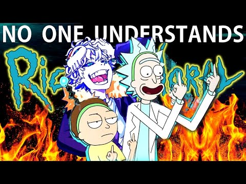 I'm Declaring War On The Rick And Morty Community - MatPat's Film Theory & 189 IQ Fans