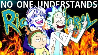 No One Understands Rick and Morty