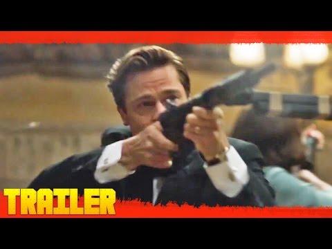 Aliados (2016) Primer Tráiler Oficial (Brad Pitt) Subtitulado
