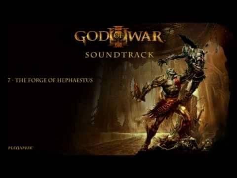 God Of War 3 Soundtrack - 07 - The Forge Of Hephaestus
