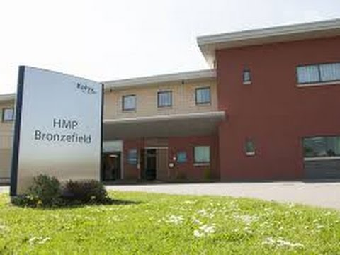 'MALE PRISONER' moved to HMP BRONZEFIELD