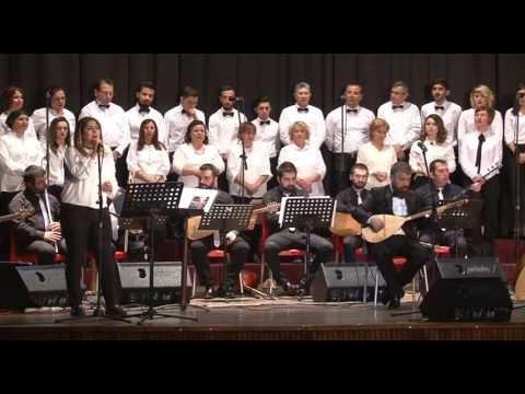 Türk halk müziği ile yeni yıl konseri