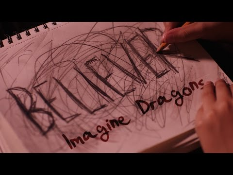 Believer -  Imagine Dragons | Adobe Make The Cut Contest