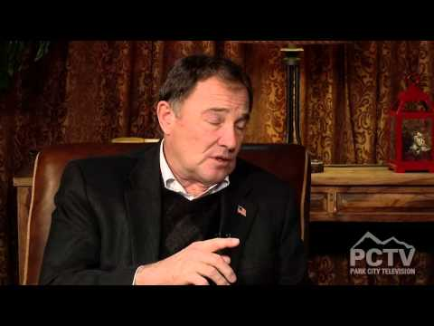 Gov Herbert interview Pt 1 of 2