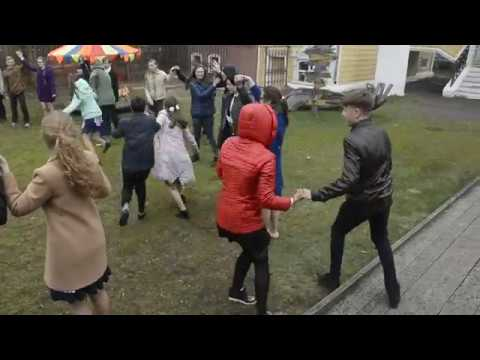 Старина Сибирская.  Народные игры