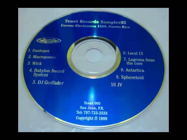 Tenet Records 005 - 03 Wick