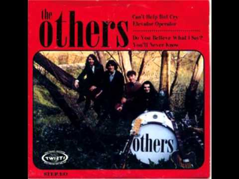 The Others - Can't Help But Cry (GARAGE PUNK REVIVAL)