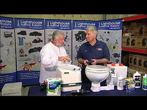 Partman's Marine Toilet maintenance Tip