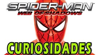 10 curiosidades de Spider-Man: Web of Shadows