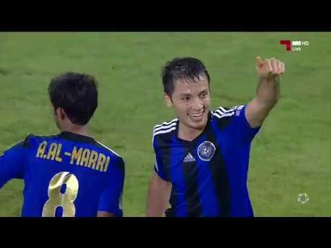 أهداف فوز السيلية على العربي في الجولة الاولى من دوري نجوم QNB